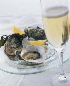 proost op de oester