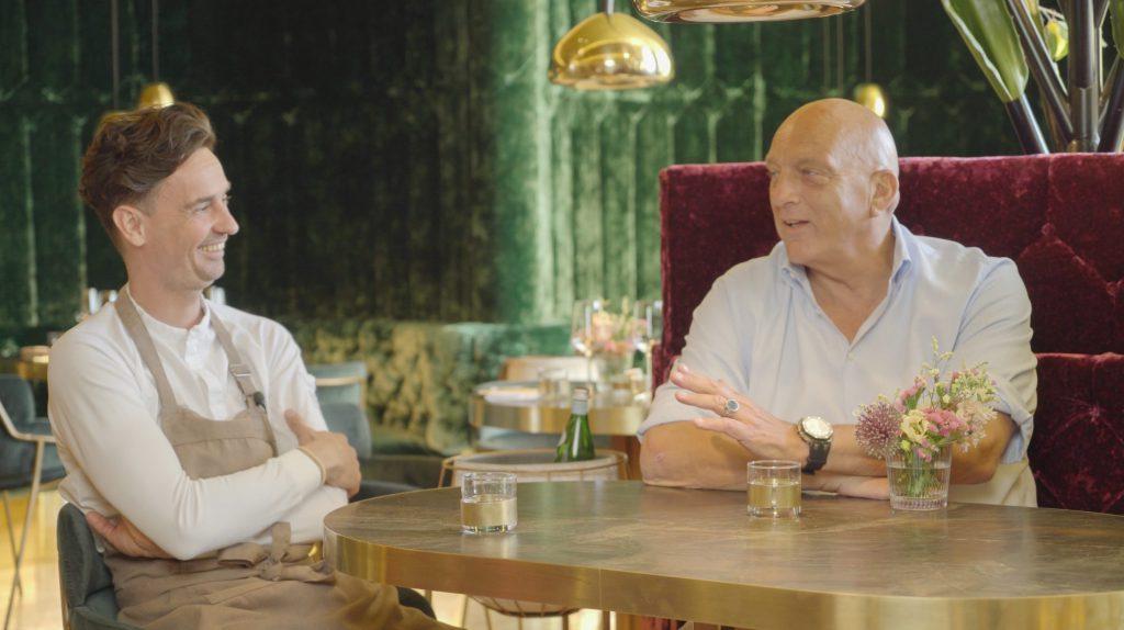 Herman den Blijker en Nick de Kousemaeker