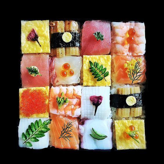 Sushi Mozaïek